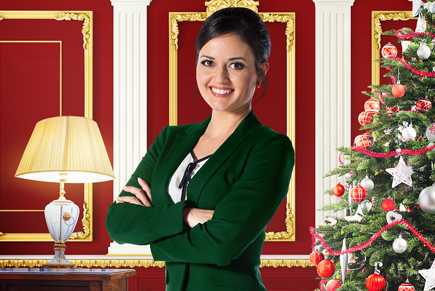 Crown for Christmas | Hallmark Channel