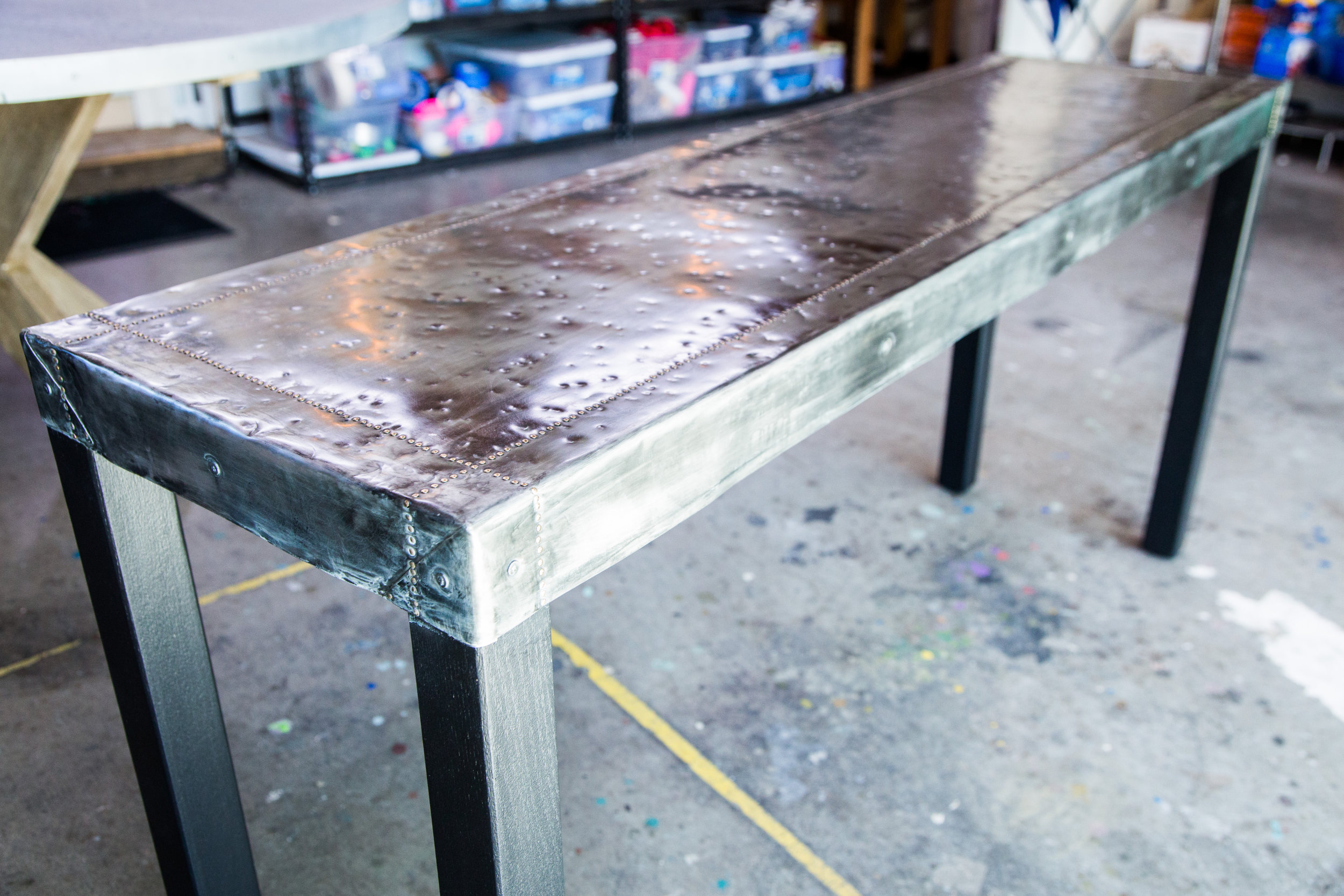 Diy Zinc Tabletop Home Amp Family Hallmark Channel