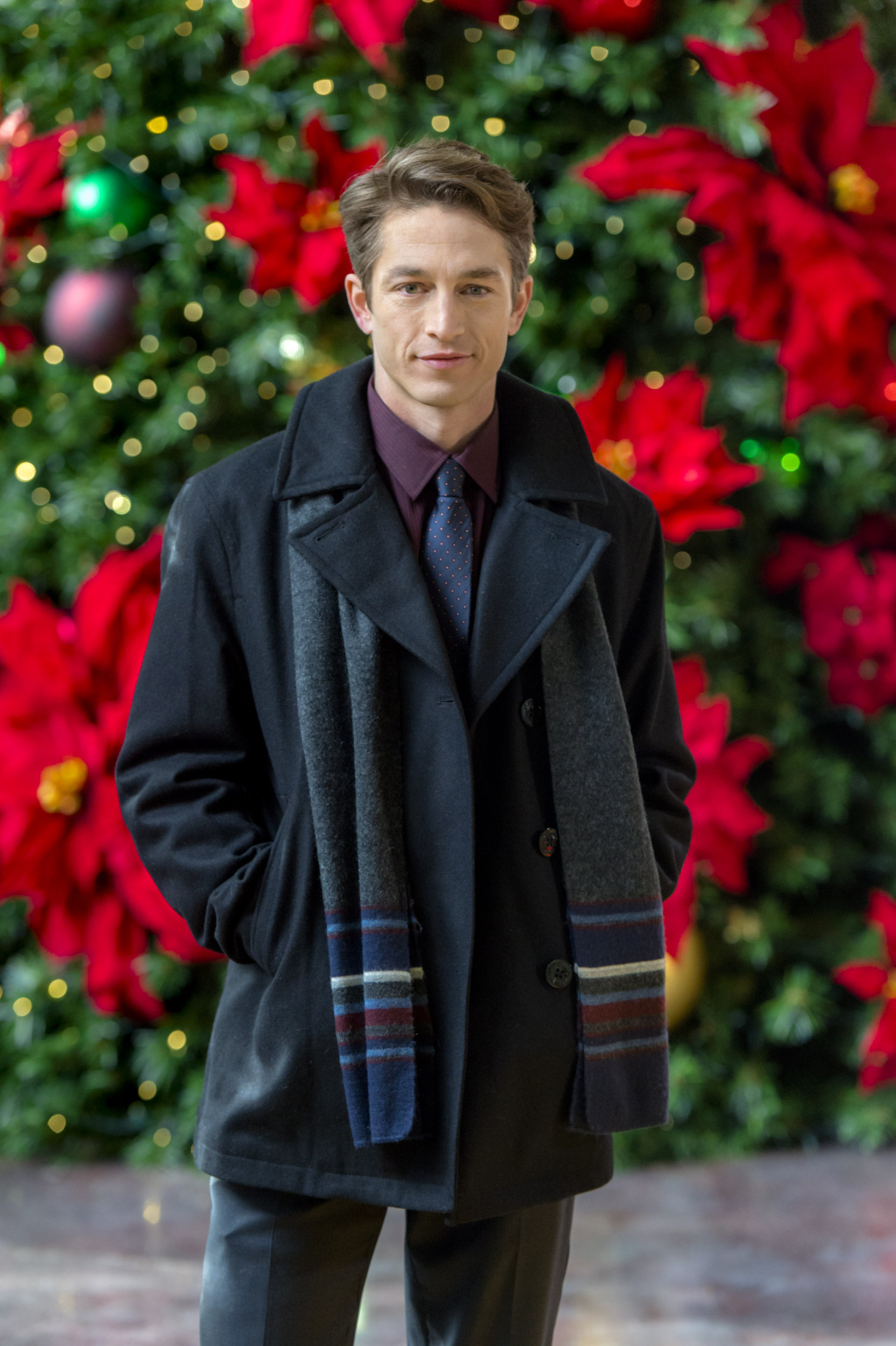 Sharing Christmas Hallmark.Bobby Campo On Sharing Christmas Hallmark Channel