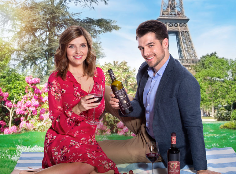 Paris Wine Amp Romance Hallmark Channel