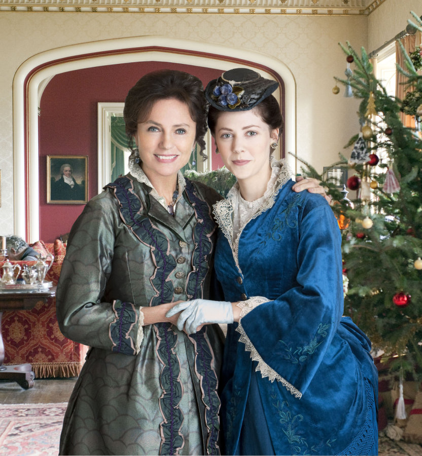 an old fashioned christmas hallmark movies and mysteries