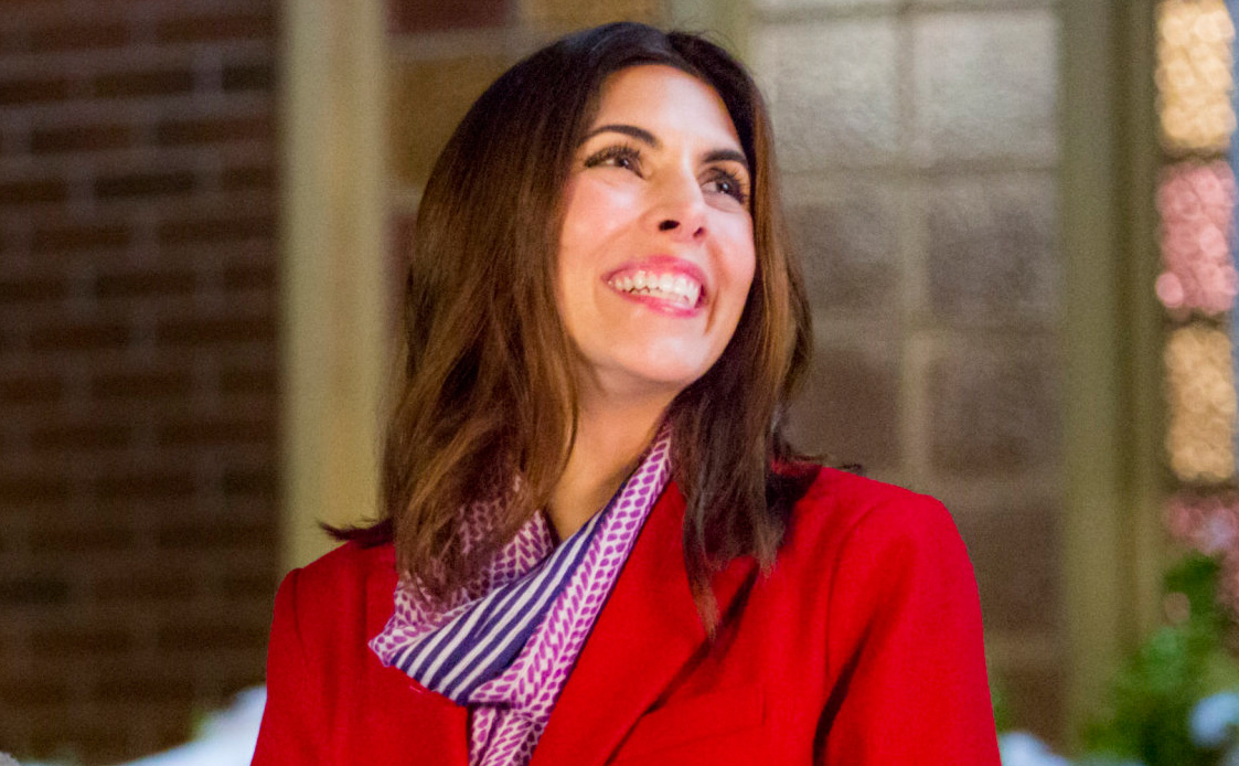 The Christmas Note Cast.Jamie Lynn Sigler As Gretchen On The Christmas Note
