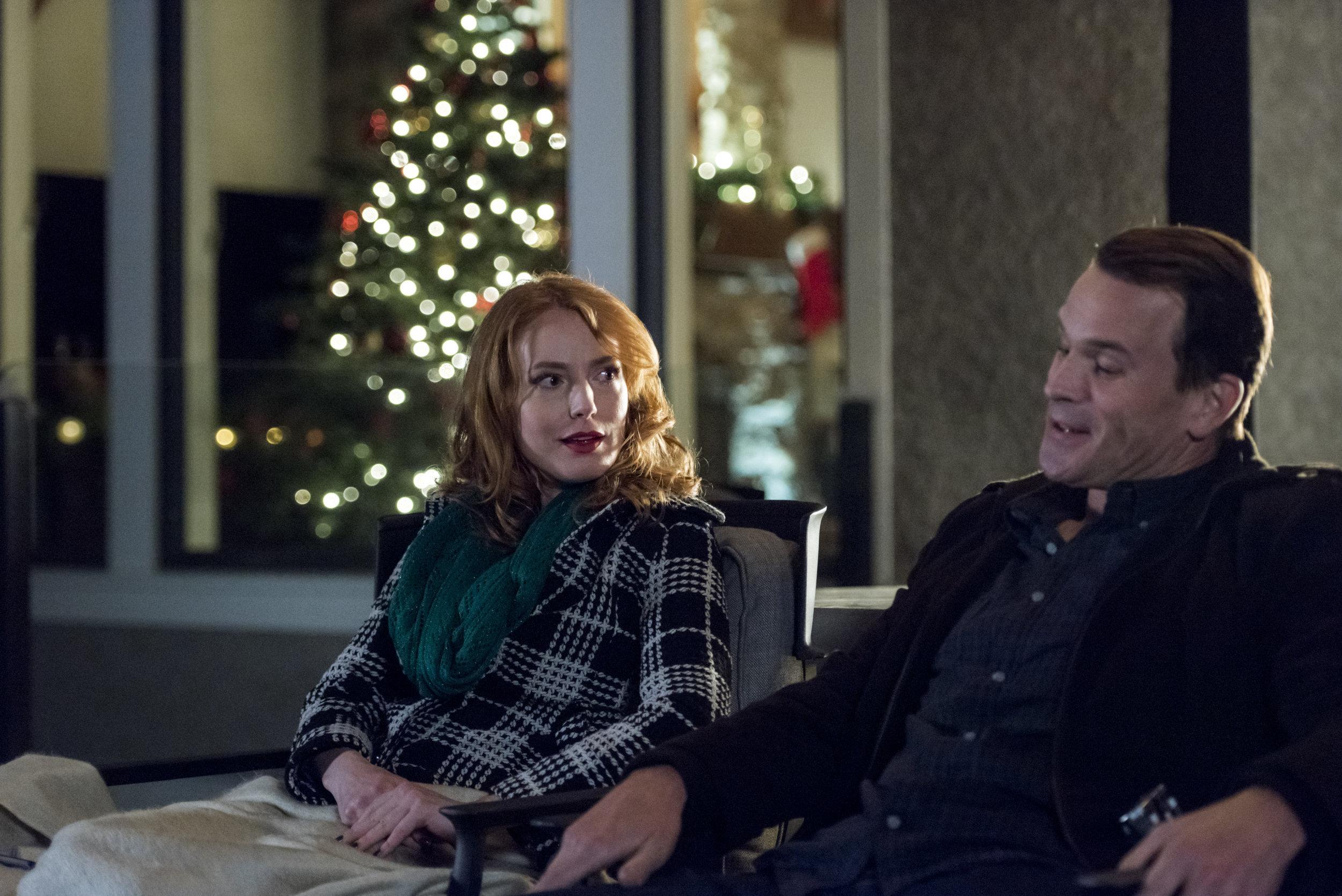 The Christmas List.Cast Christmas List Hallmark Channel