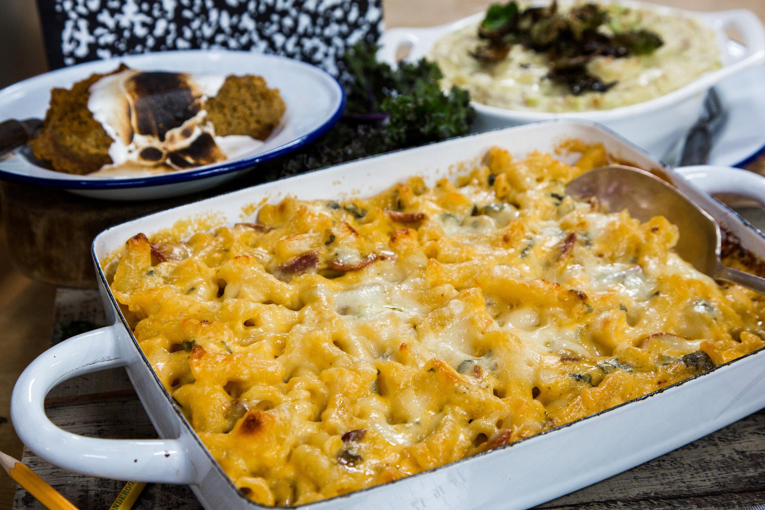 Recipe Chorizo Mac Amp Cheese Home Amp Family Hallmark
