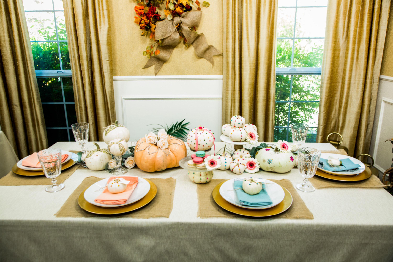 how to - diy elegant halloween tablescape | hallmark channel