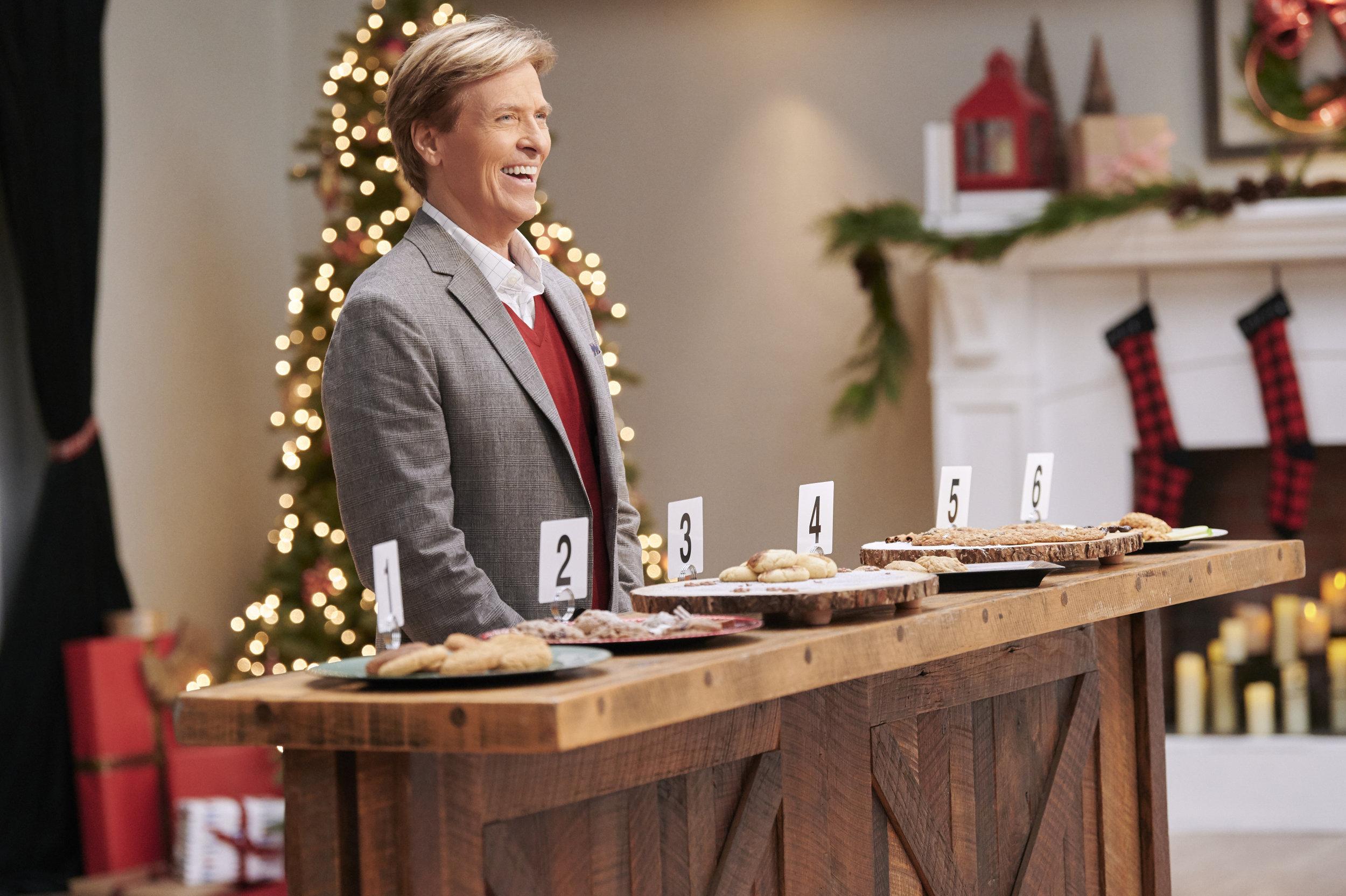 Christmas Cookie Challenge Judges.Christmas Cookie Matchup Hallmark Drama