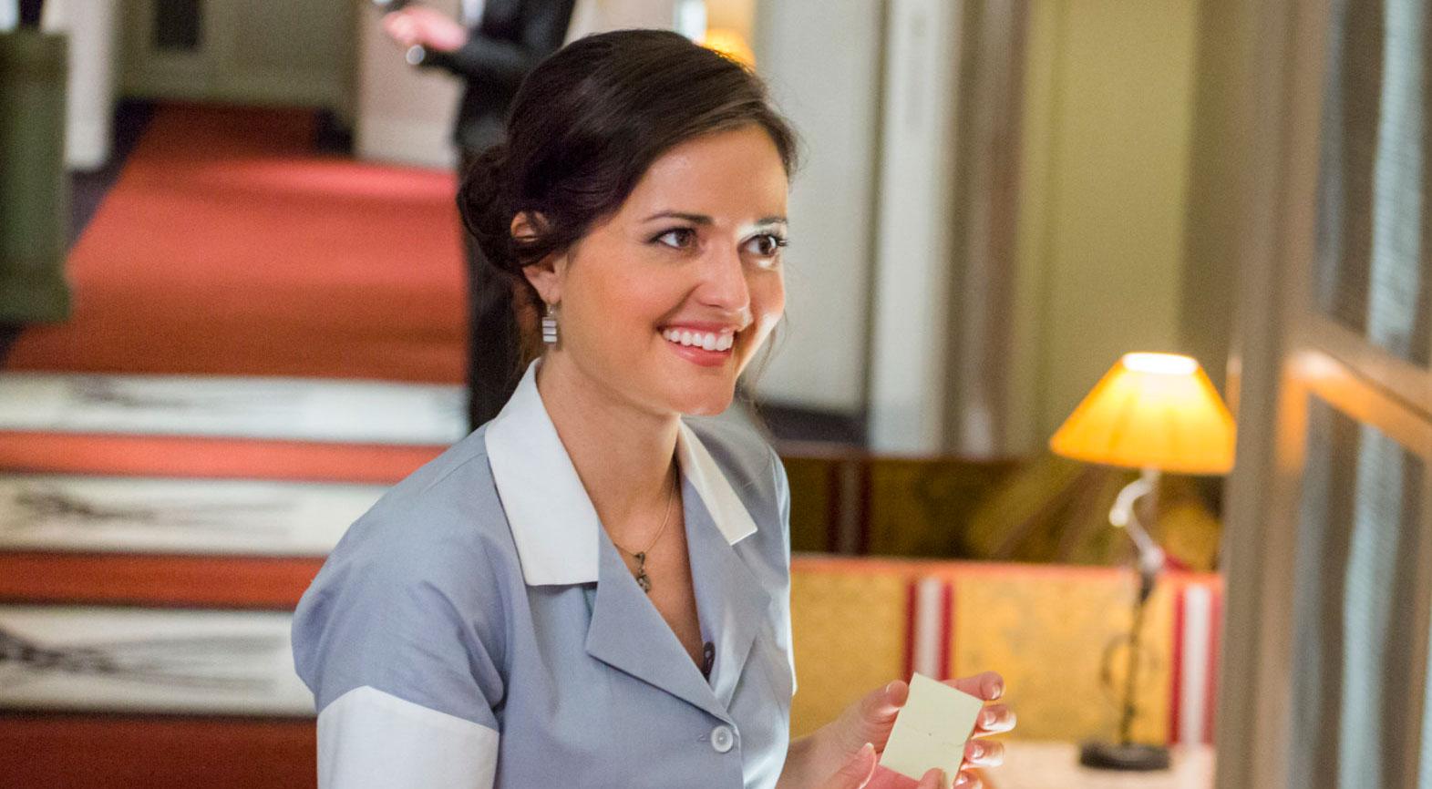 Danica McKellar as Allie in \
