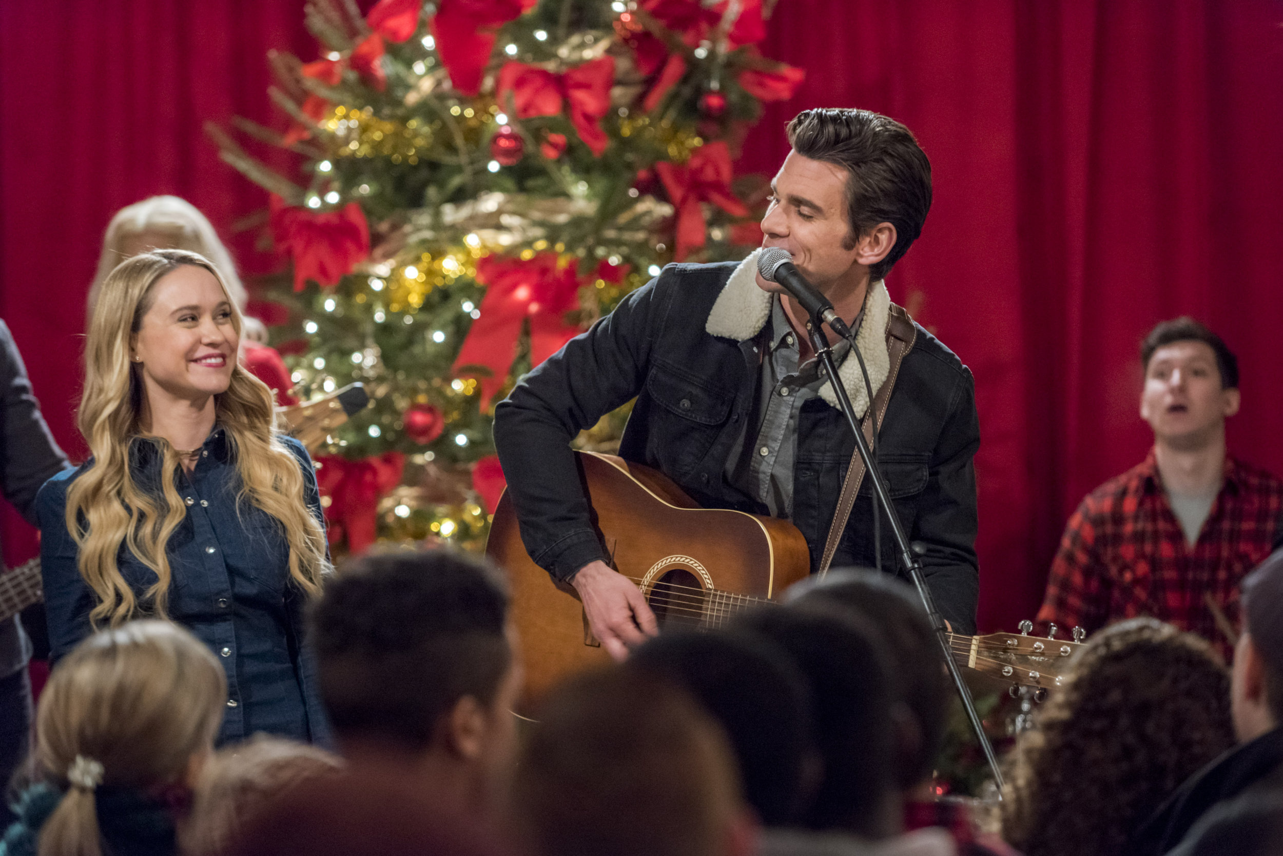 A Song For Christmas About Hallmark Movies And Mysteries