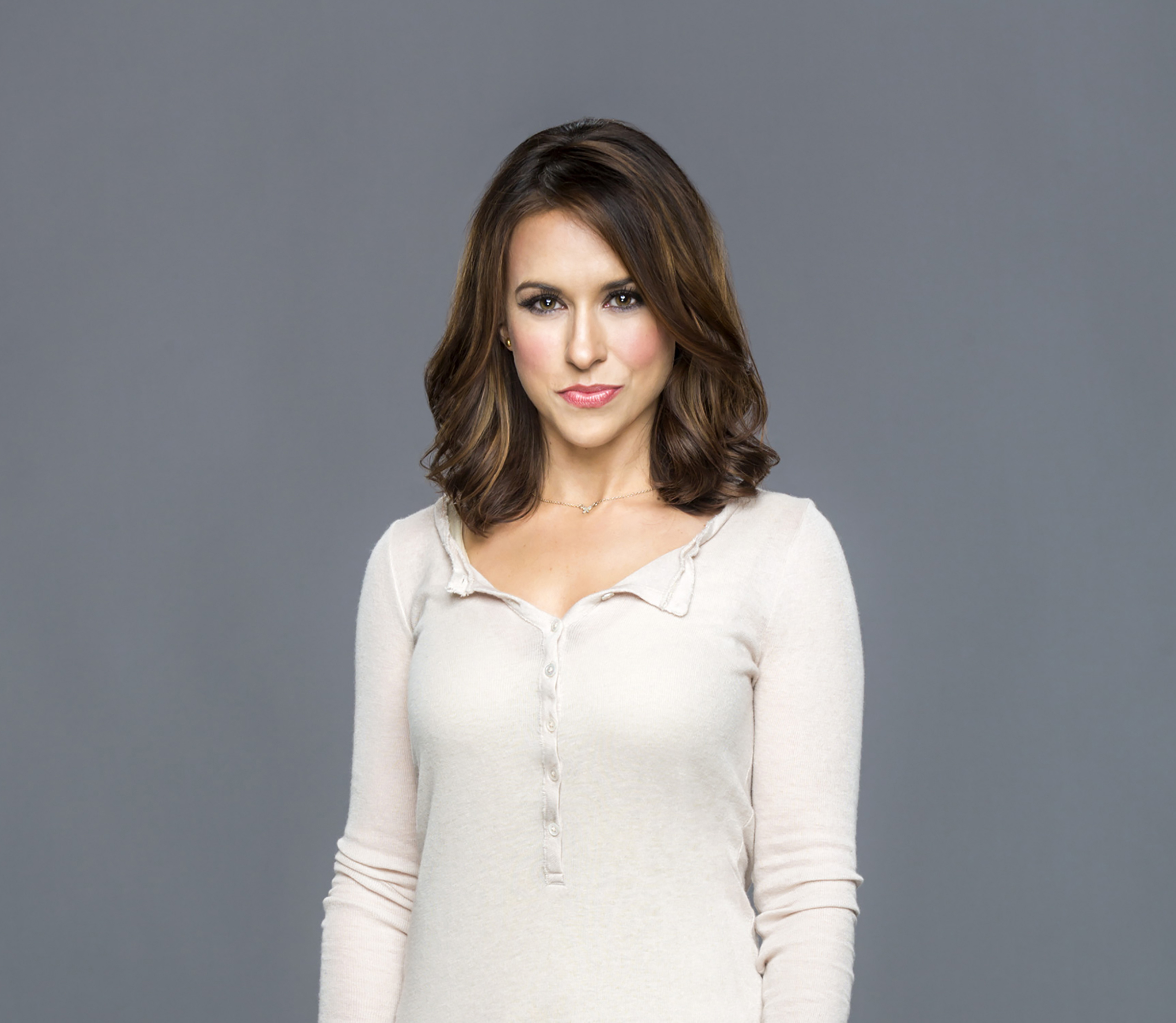 "Lacey Chabert As Jenny On ""All Of My Heart"""