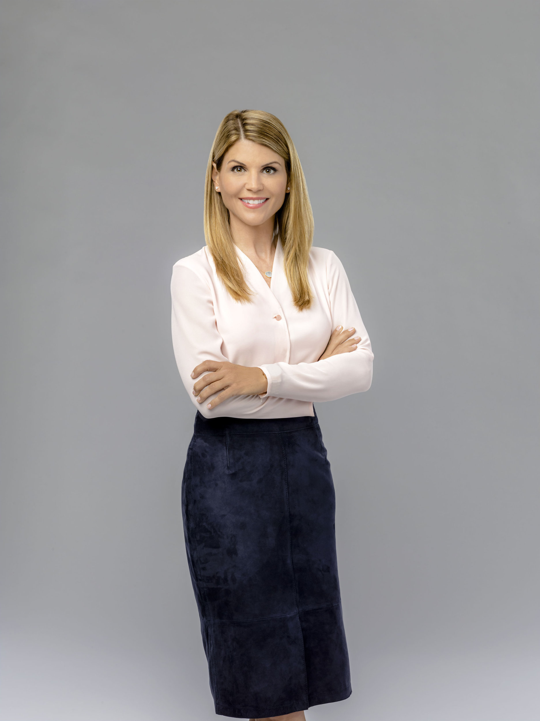 Lori Loughlin as Kate on Every Christmas Has A Story | Hallmark Channel