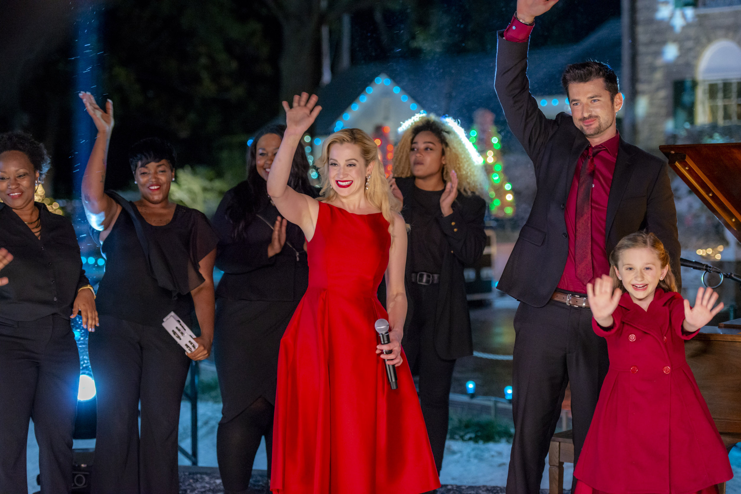 Christmas At Graceland Hallmark.Christmas At Graceland Video Hallmark Channel