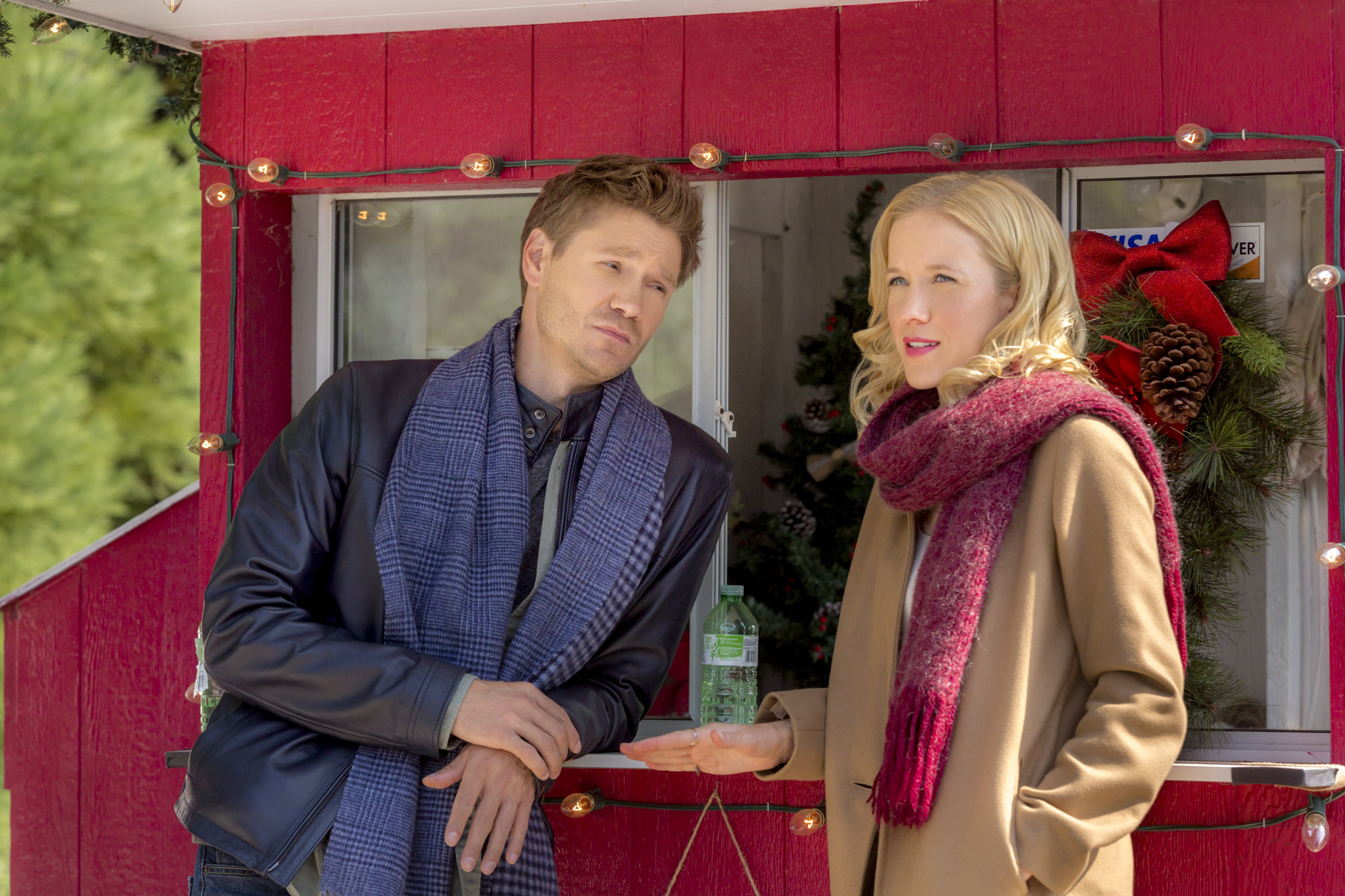 The Road To Christmas.Road To Christmas Video Hallmark Channel