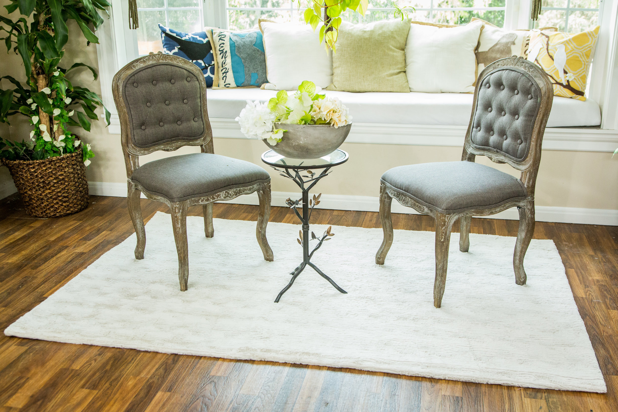 How To Diy Machine Washable Statement Rugs Home Family
