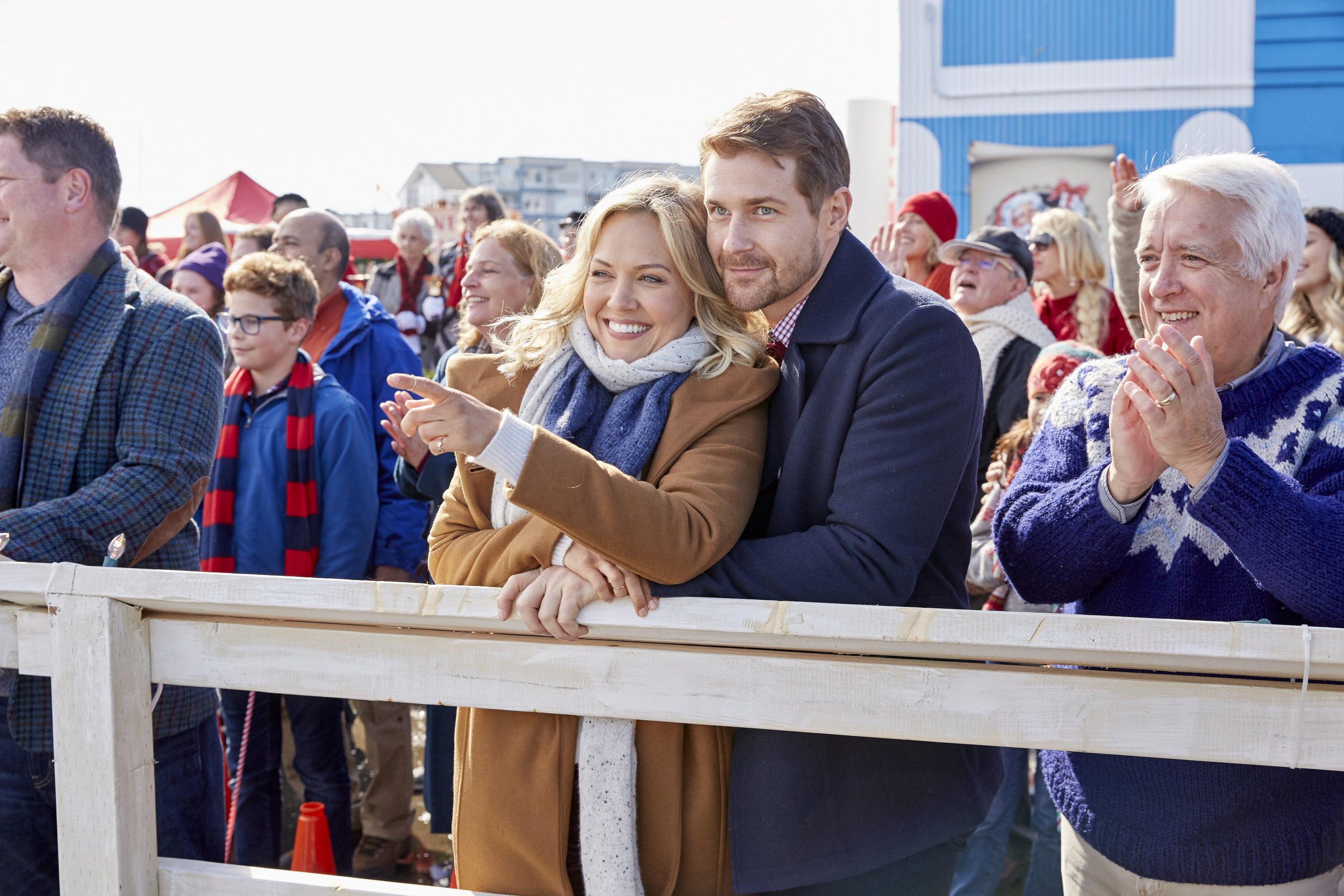 Christmas Bells are Ringing - About | Hallmark Movies and Mysteries