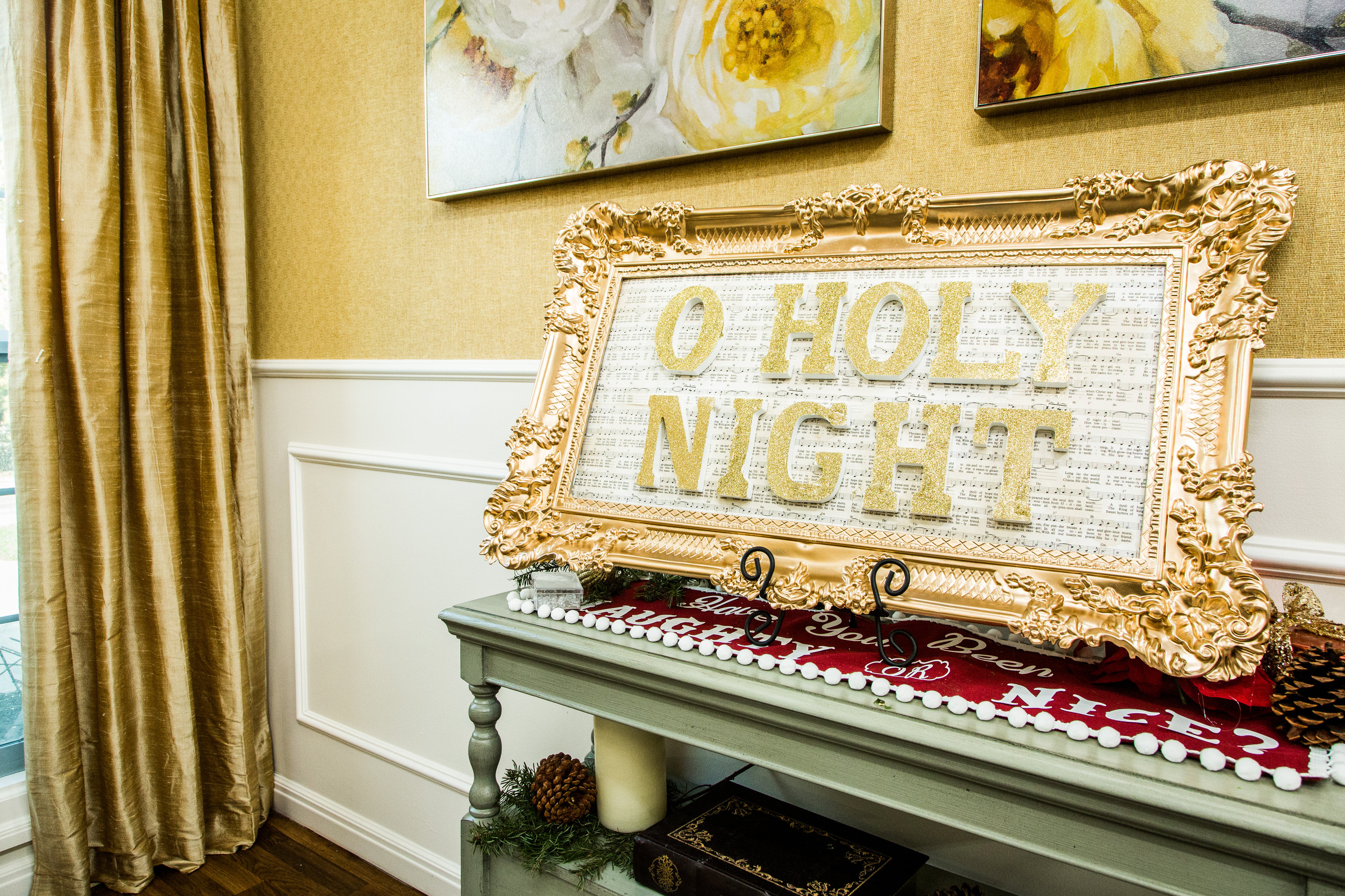Christmas Carol Wall Art | Home & Family | Hallmark Channel