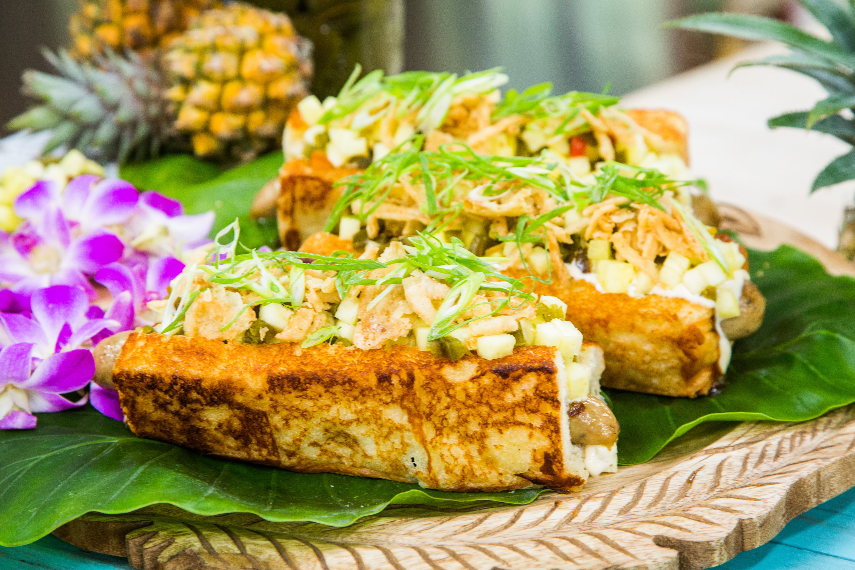 Hawaiian Chicken Sausage Hot Dog | Home & Family | Hallmark Channel