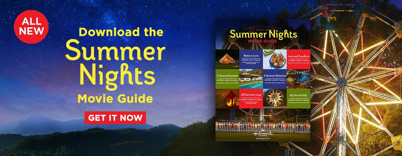 2019 Summer Nights Movie Guide | Hallmark Channel
