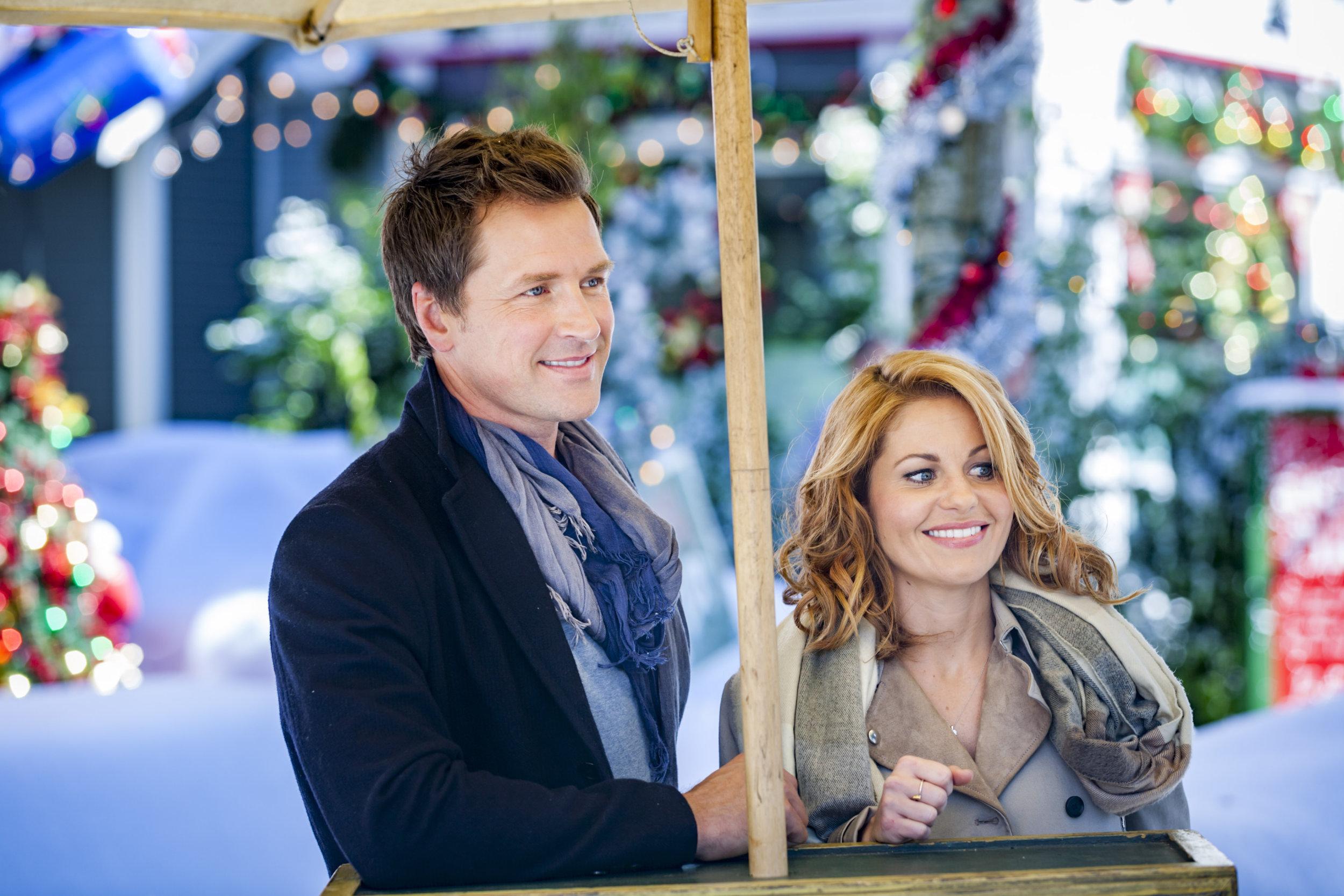 A Christmas Detour.Cast A Christmas Detour Hallmark Channel
