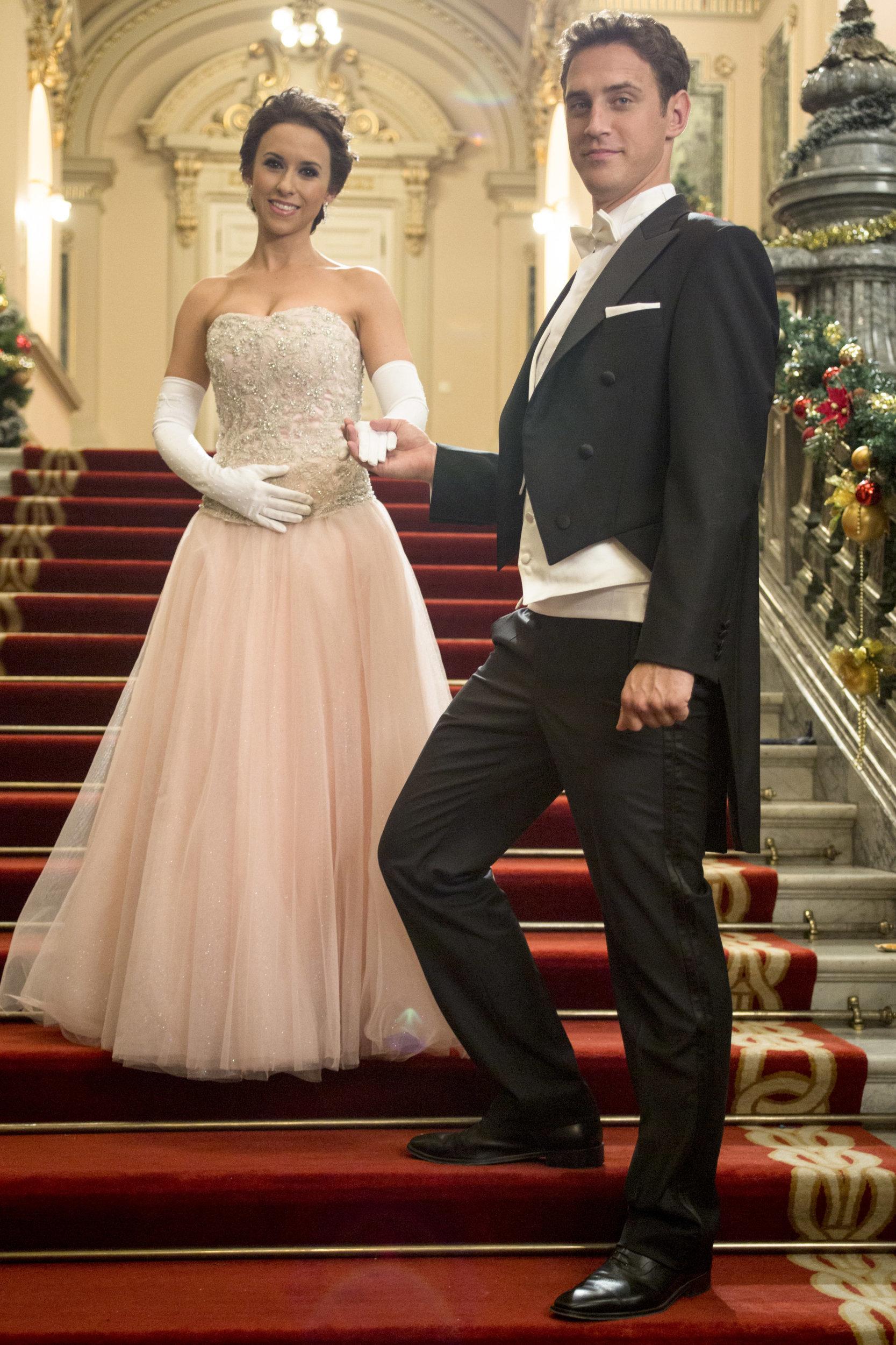 A Royal Christmas.Stephen Hagan On A Royal Christmas Hallmark Movies And