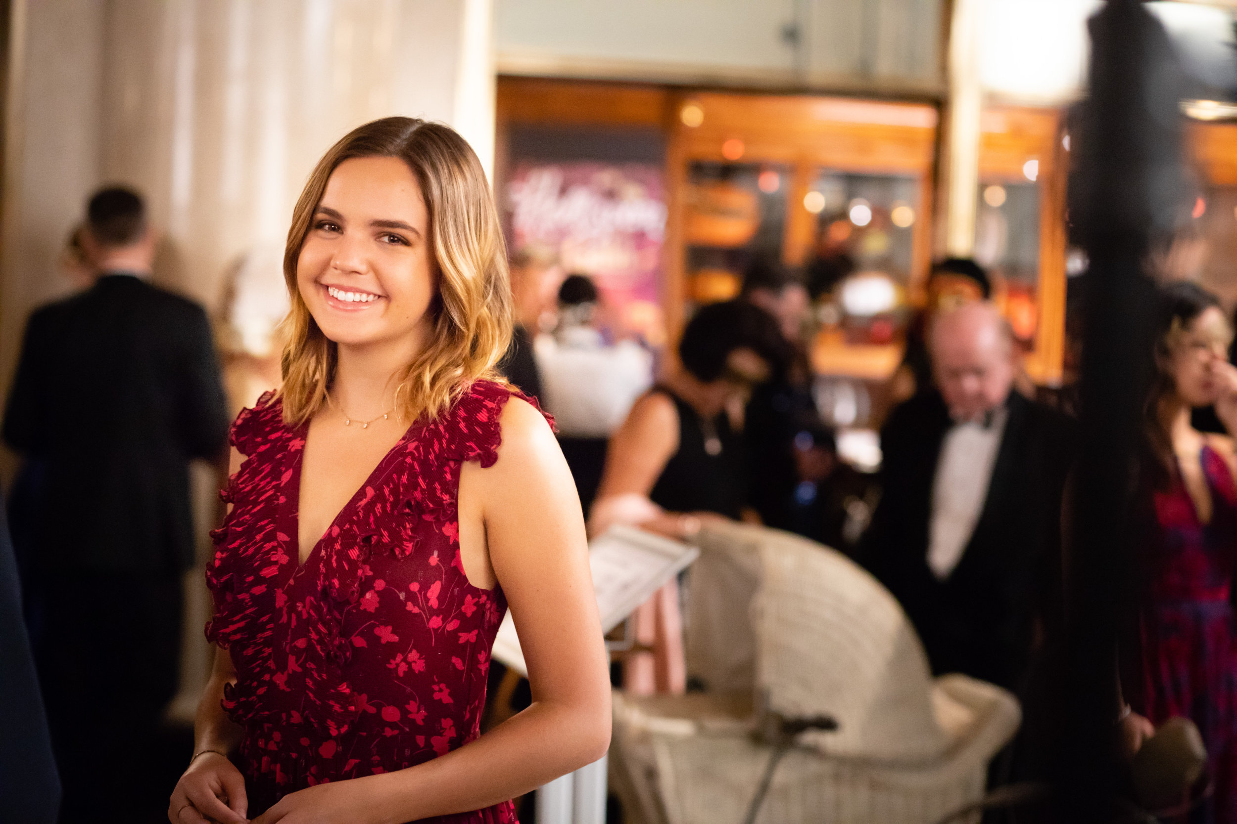 Bailee Madison as Grace on Good Witch: Tale of Two Hearts | Hallmark ...