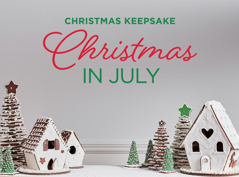 Christmas in July - Christmas Keepsake Week | Hallmark Channel