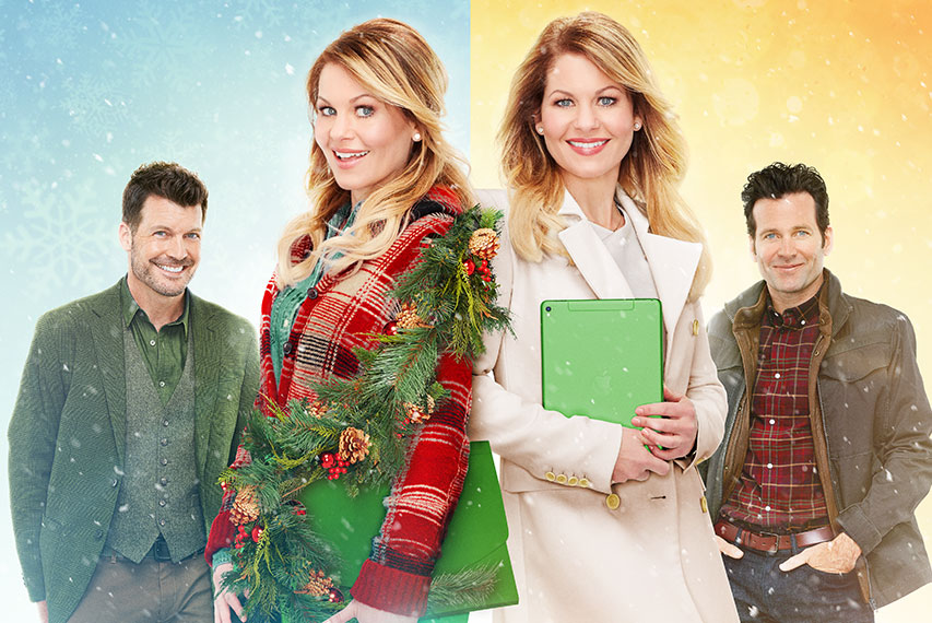 Falling For Christmas Cast.Switched For Christmas Hallmark Channel