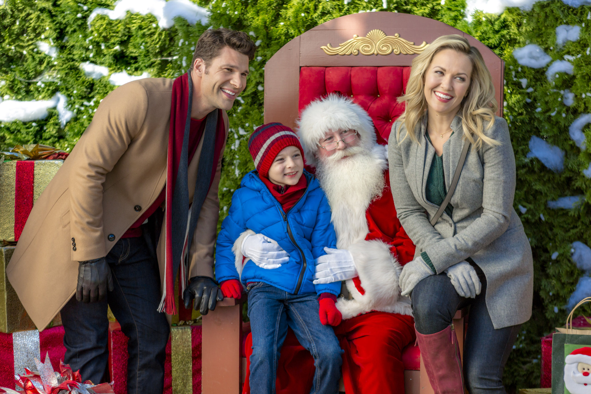 Video With Love Christmas Hallmark Channel