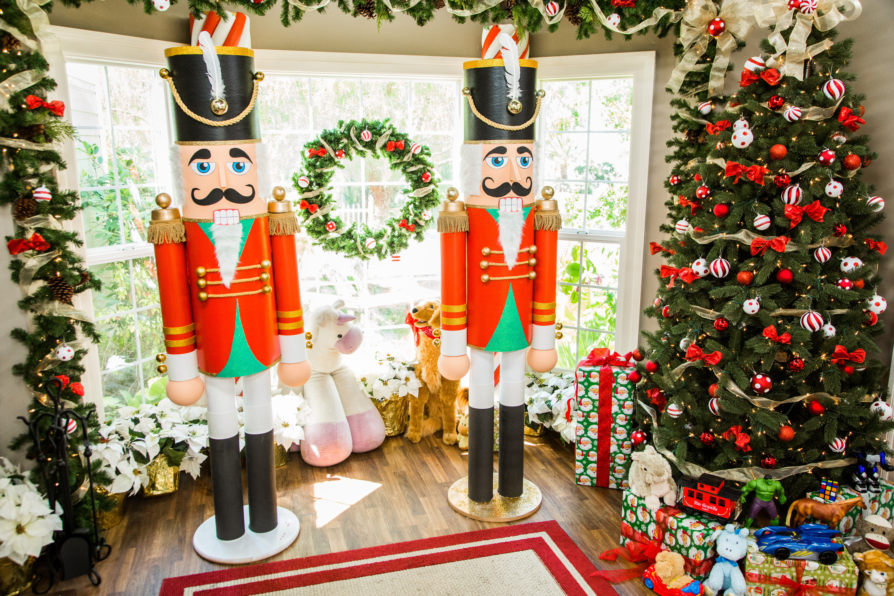 How To - DIY Life-Size Nutcracker | Hallmark Channel