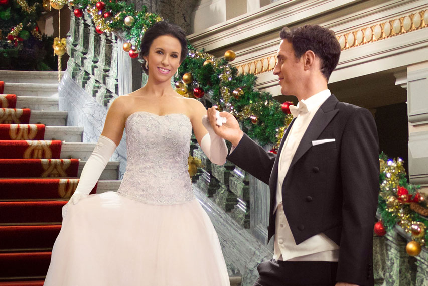 A Royal Christmas - DVD Image