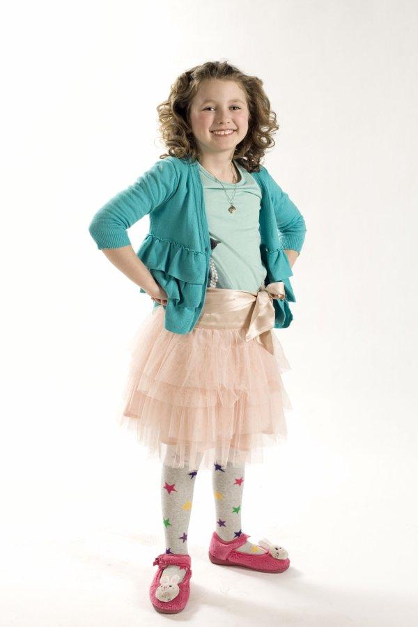 Leilah de Meza as Maddie on A Princess for Christmas | Hallmark ...