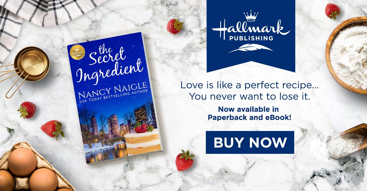 The Secret Ingredient - Hallmark Publishing | Hallmark Channel