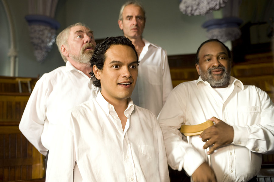 tyrone benskin as bob on the christmas choir hallmark movies and mysteries - The Christmas Choir Cast