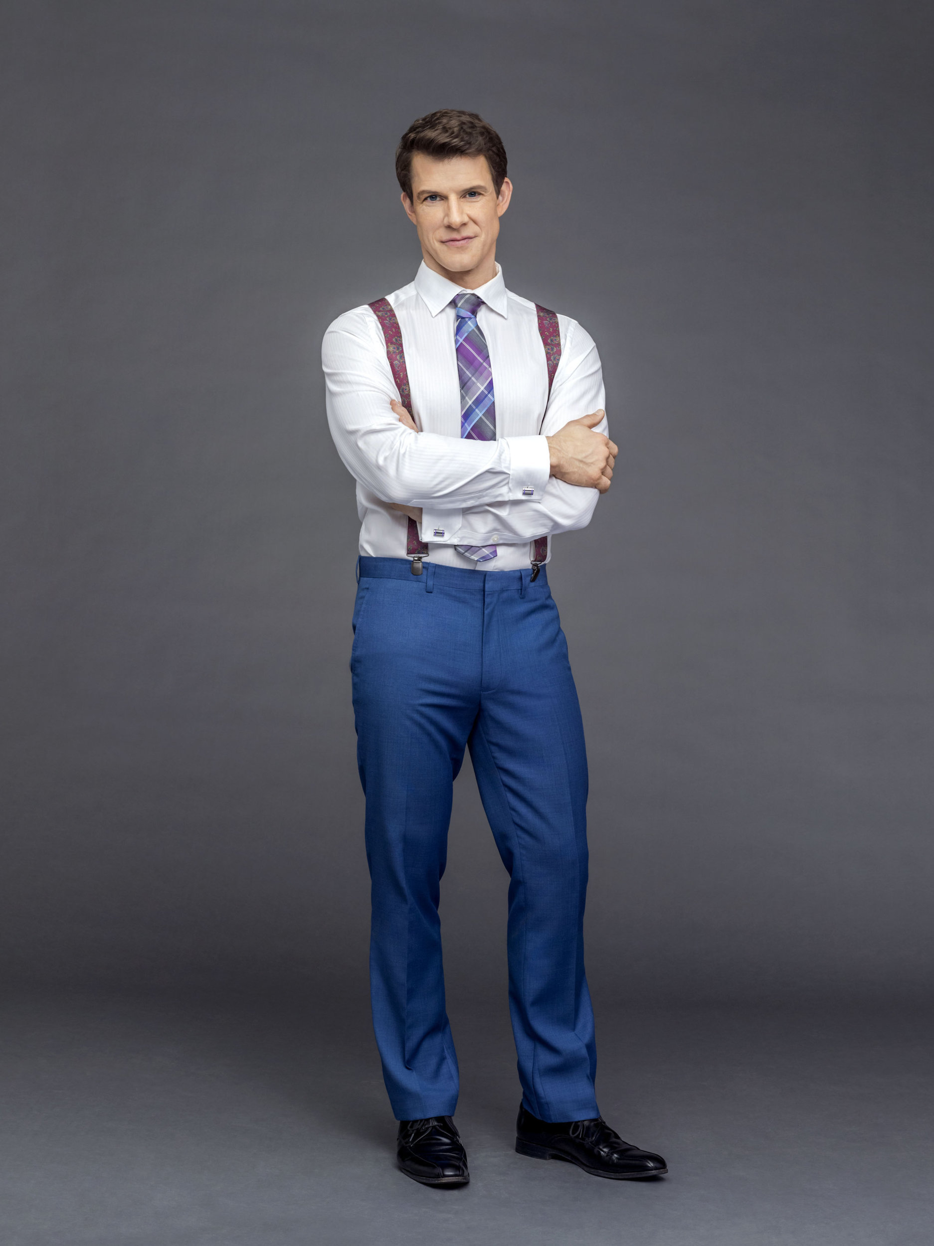 Eric Mabius As Oliver On Signed Sealed Delivered From