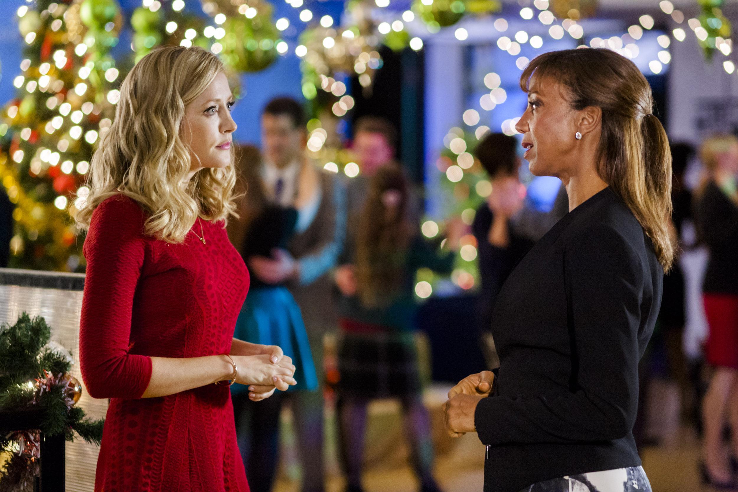 cast angel of christmas hallmark movies and mysteries - Hallmark Christmas 2015