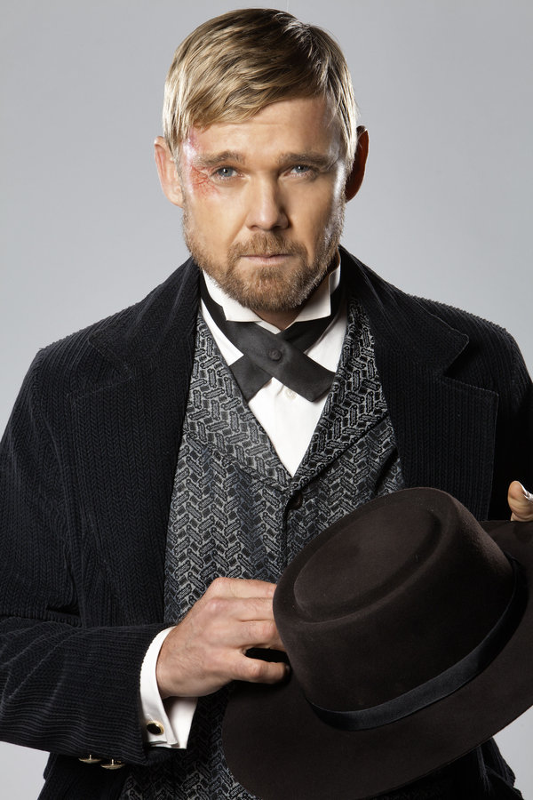 Ricky Schroder As Cyril Knox On Goodnight For Justice