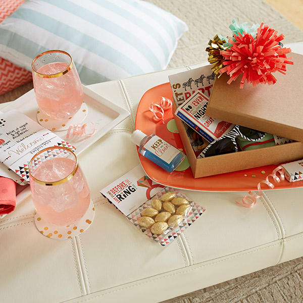 June Wedding Ideas: DIY Bachelorette Party Survival Kit And Free Printables