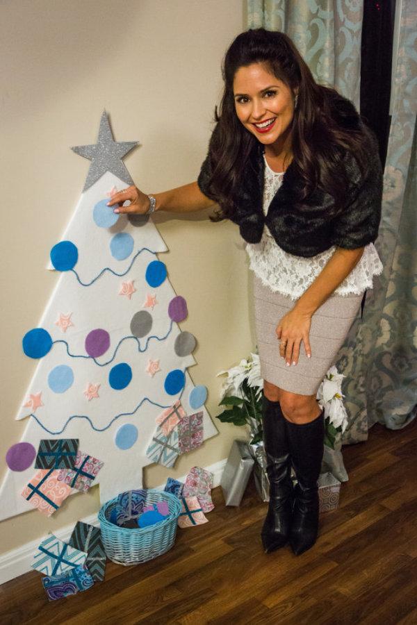Tanya Memme S Interactive Christmas Tree