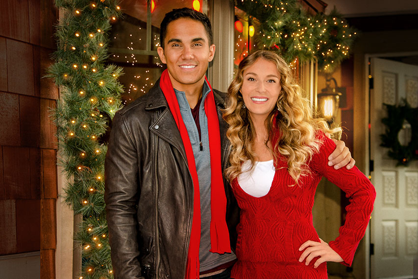 enchanted christmas hallmark channel