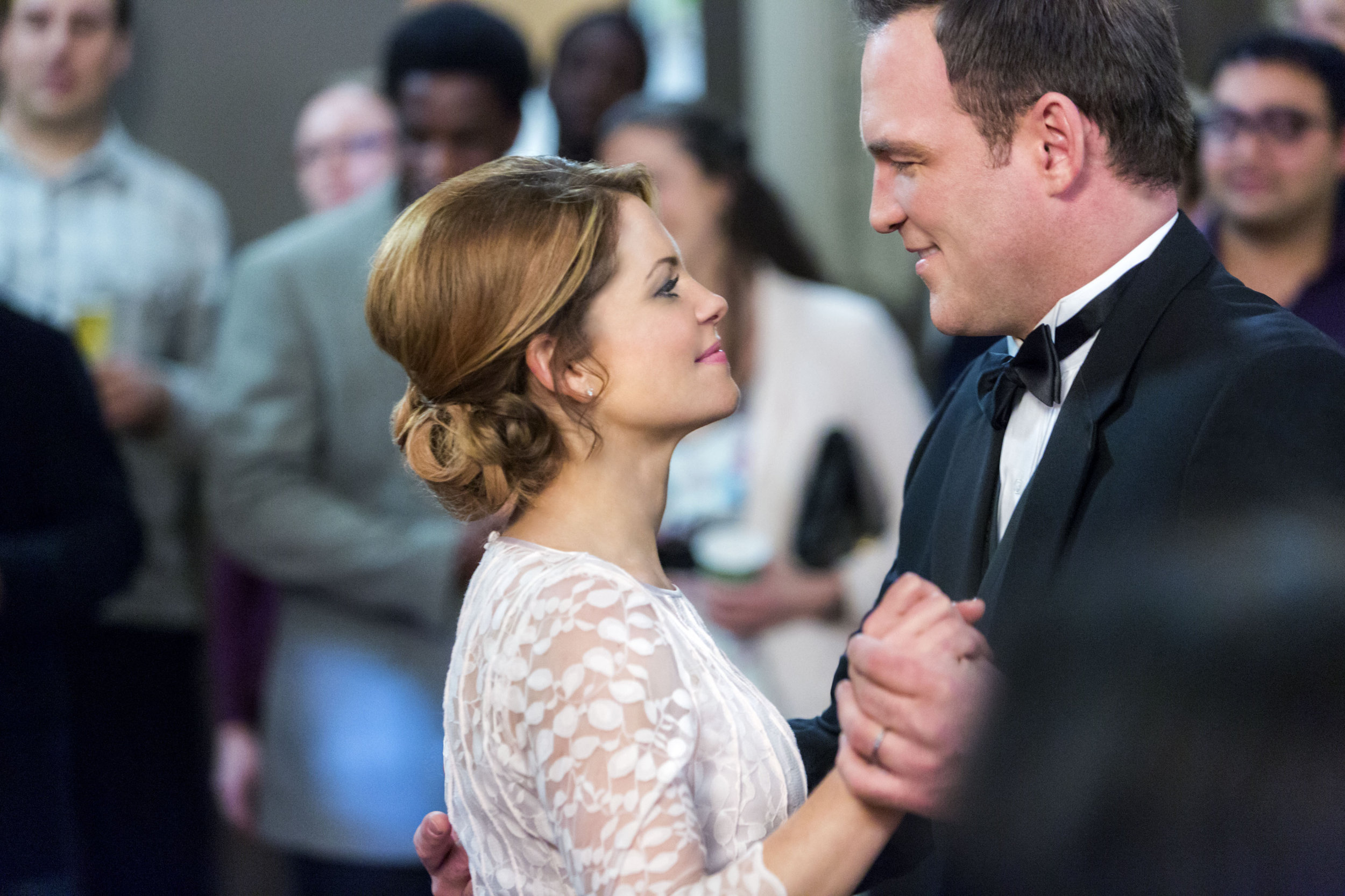 About the Movie - Just the Way You Are | Hallmark Movies and