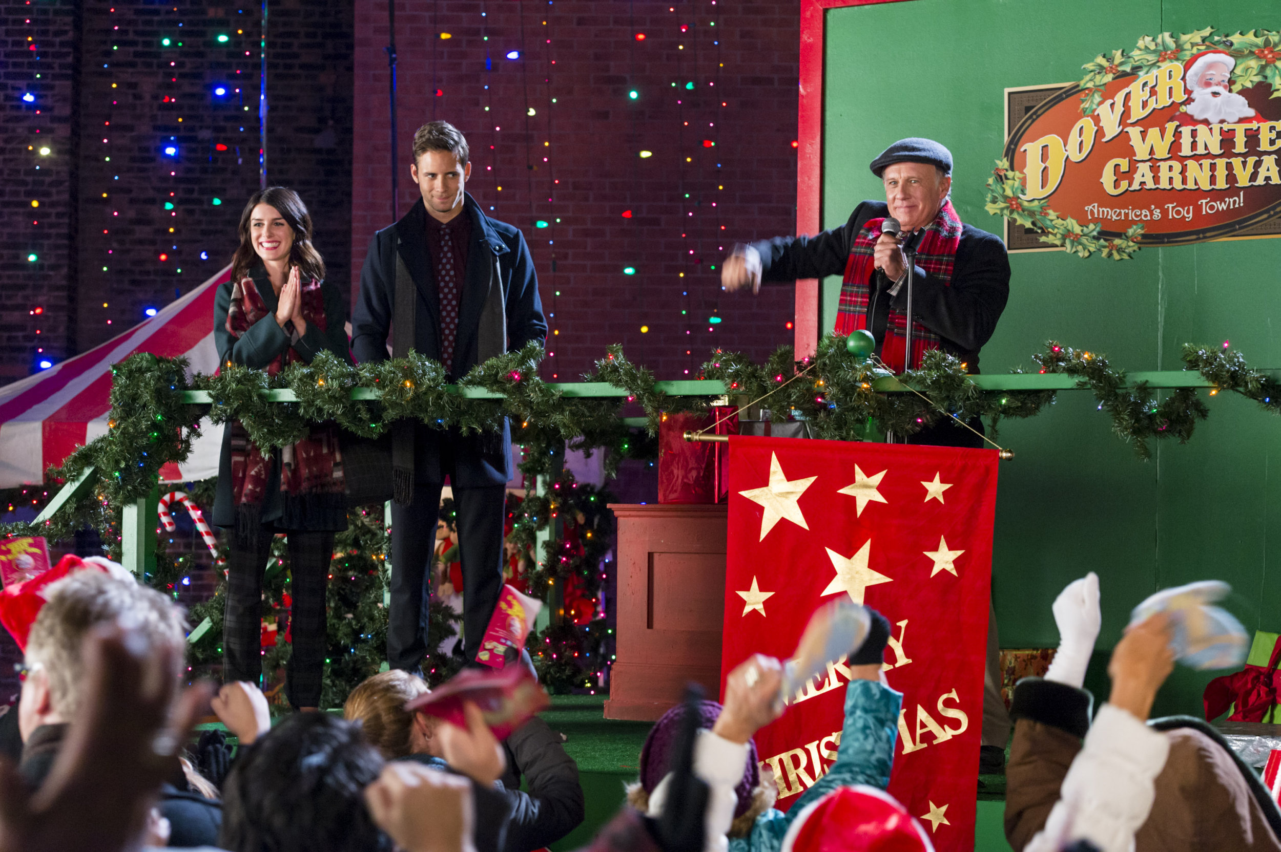 Countdown to Christmas - Holiday Movie Trivia Quiz | Hallmark Channel