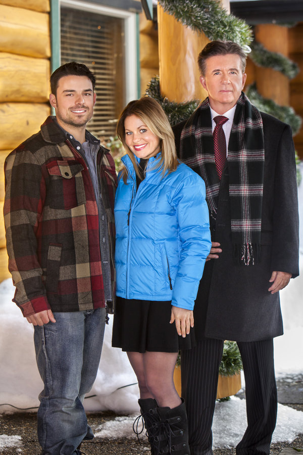 about let it snow hallmark channel - Candace Cameron Christmas Movies