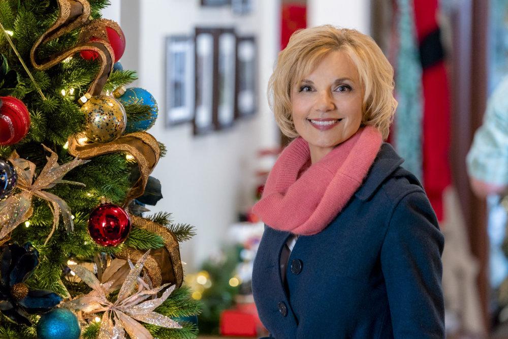 Bramble House Christmas.Teryl Rothery As Mable On A Bramble House Christmas
