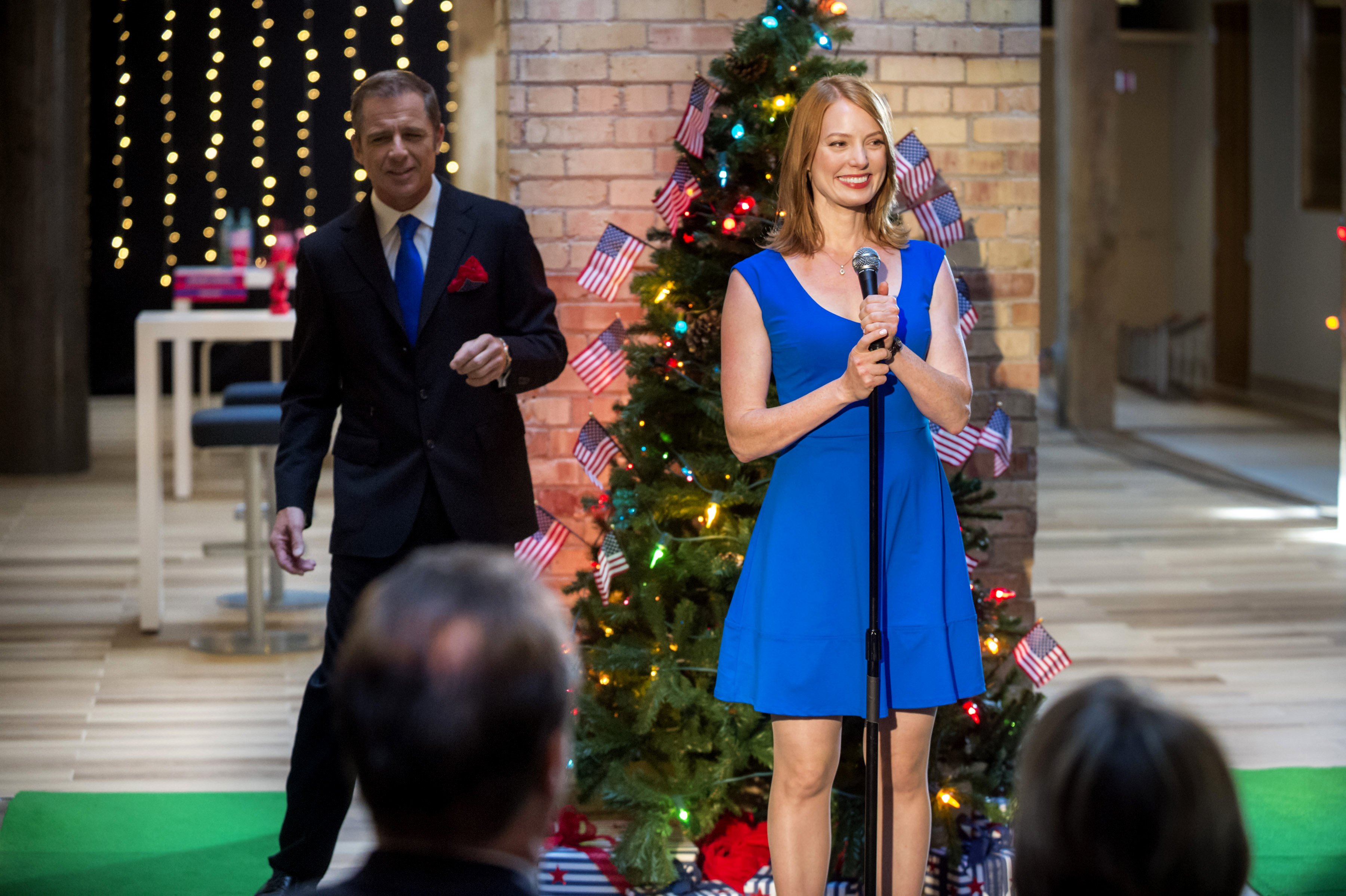Music from Alicia Witt | I\'m Not Ready for Christmas | Hallmark Channel