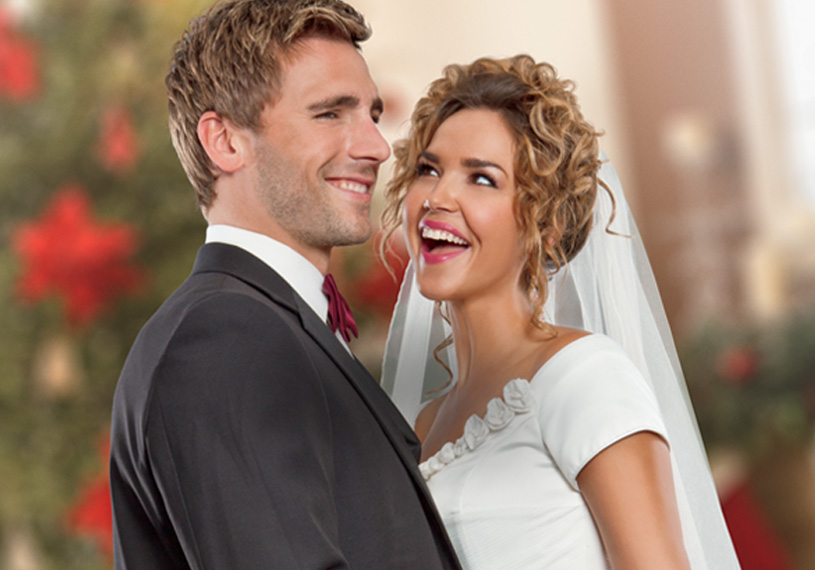 A Bride For Christmas.A Bride For Christmas Hallmark Channel