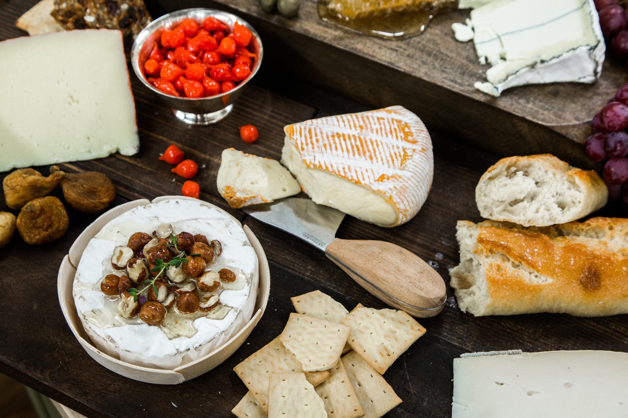 recipes cheese platter 101 hallmark channel