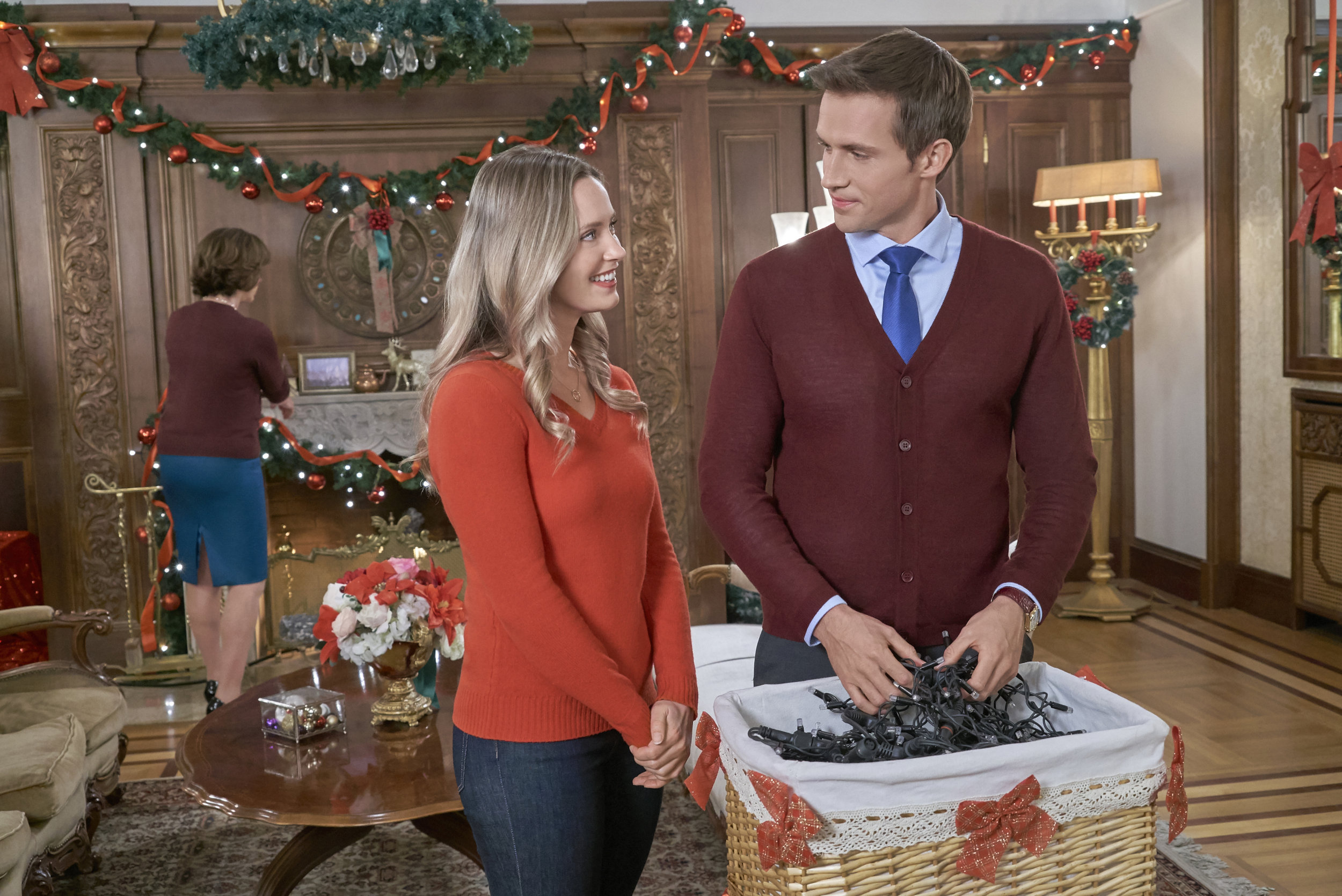 Christmas at the Palace - About | Hallmark Channel