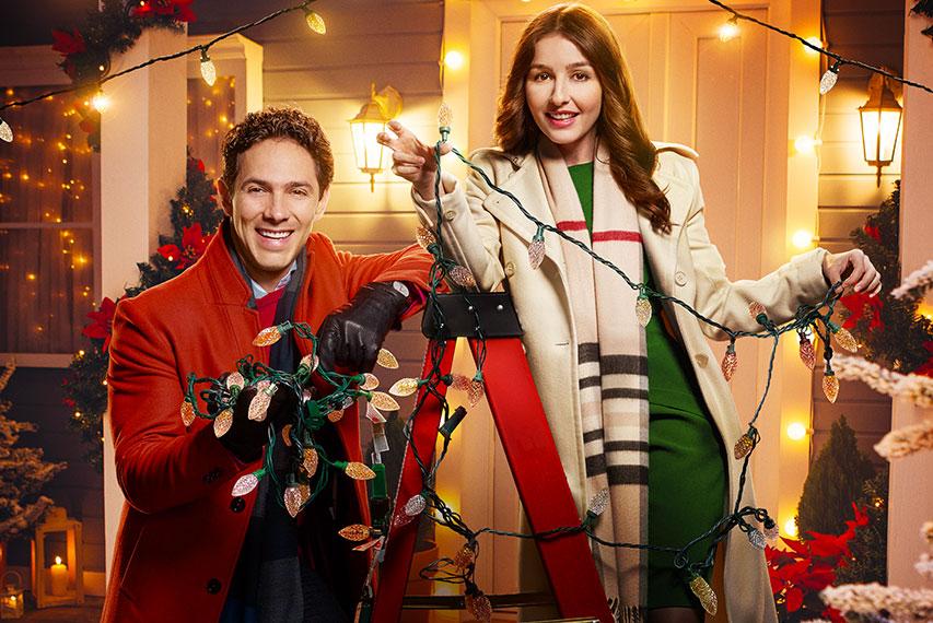 A Joyous Christmas Cast.A Joyous Christmas Hallmark Movies And Mysteries