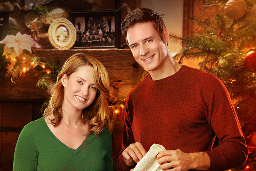 The Christmas Cottage.The Christmas Cottage Hallmark Channel