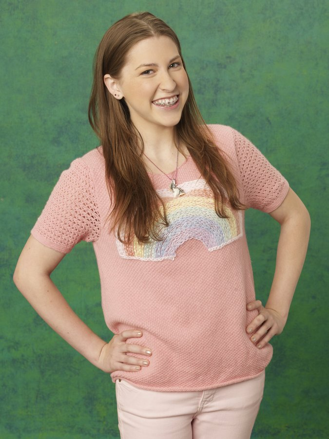 Eden Sher As Sue On The Middle Hallmark Channel