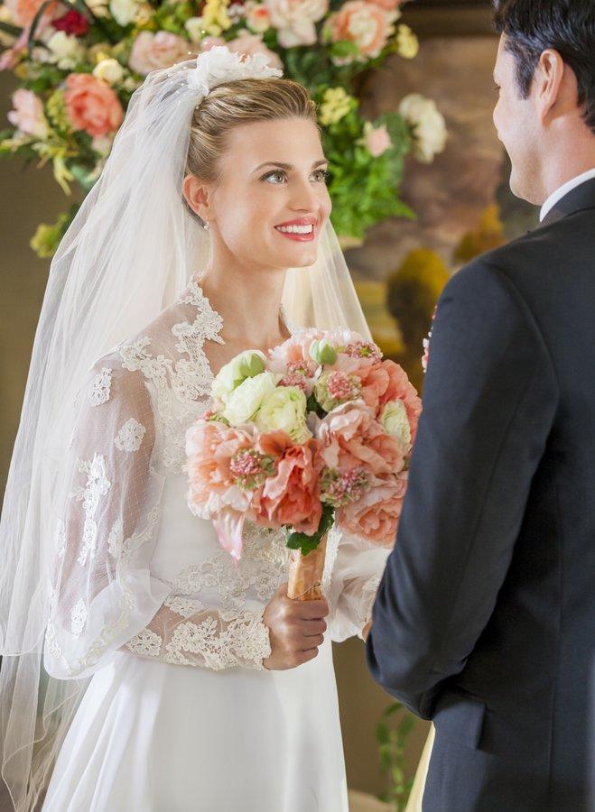 Mariage et téléfilms : le bouquet. 1